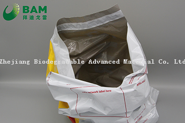 High Quality Sale Large Capacity New Products Compostable Sustainable Packing 100% Biodegradable Plastic Garbage Trash Rubbish Bags for Environmental