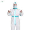Eu certification/government certification/quality assurance in Stock Ce Sterilization PPE Waterproof Hospital Medical Safety Disposable Protection Isolation Gown Protective Clothing