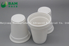 100% Biodegradable Eco Friendly Disposable Compostable Corn Starch Cup for Water Soup Smoothie Ice Cream Yoghurt Cups